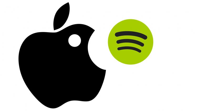Spotify Sues Apple for Unfair Policies & Unfair Tax.